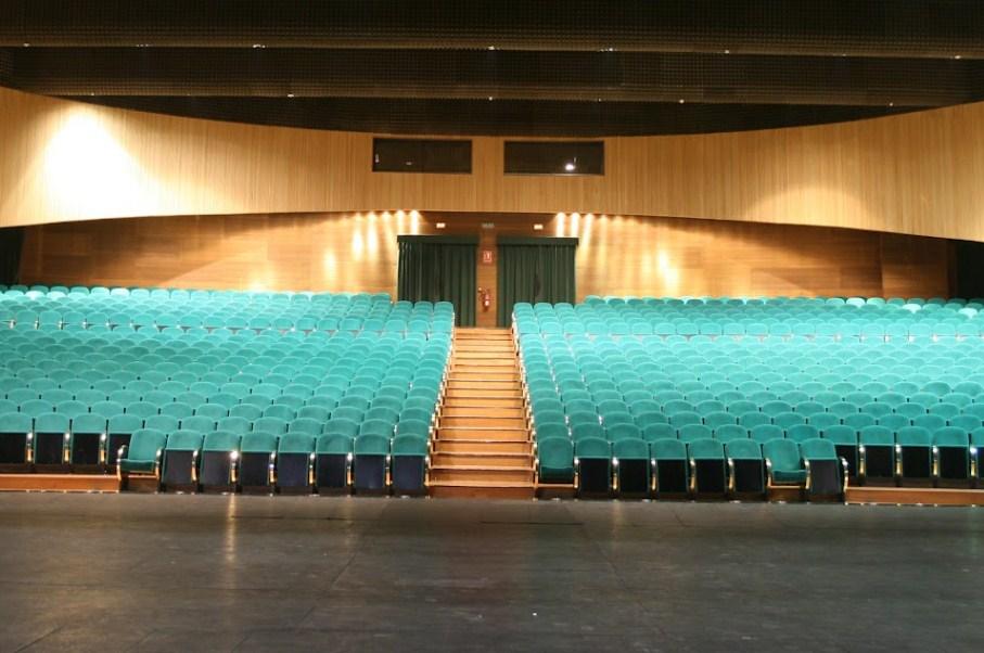 butacas de auditorios