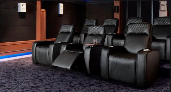 butacas para cines en casa