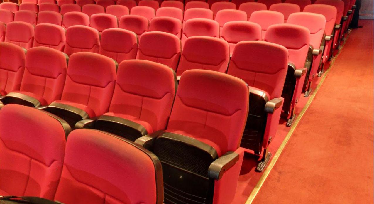 butacas ignífugas para teatros