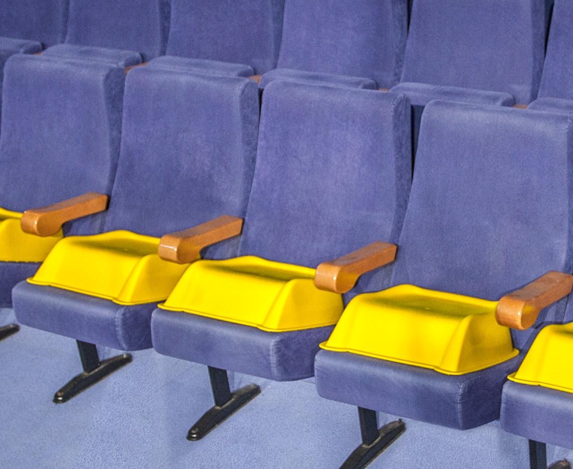suplemento infantil para butacas de cines