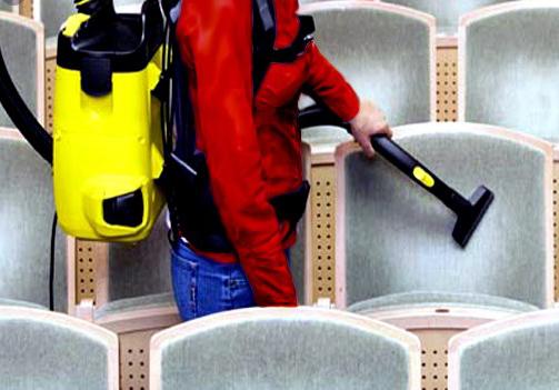 butacas higienizadas en cines y teatros